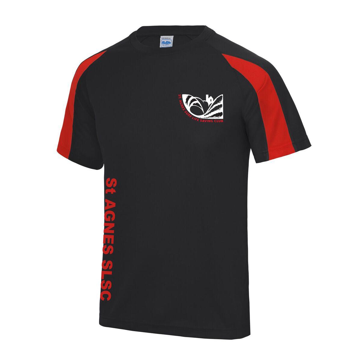 St Agnes SLSC Tee Shirt