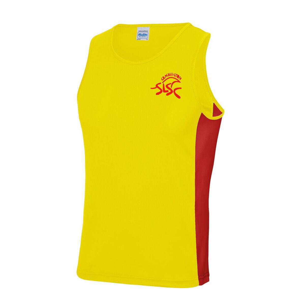 Crackington SLSC Sports Vest