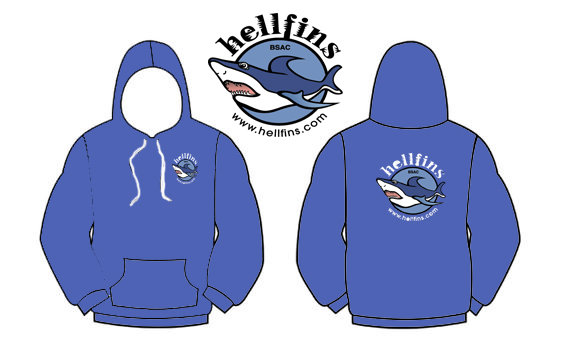Hellfins Hoodie