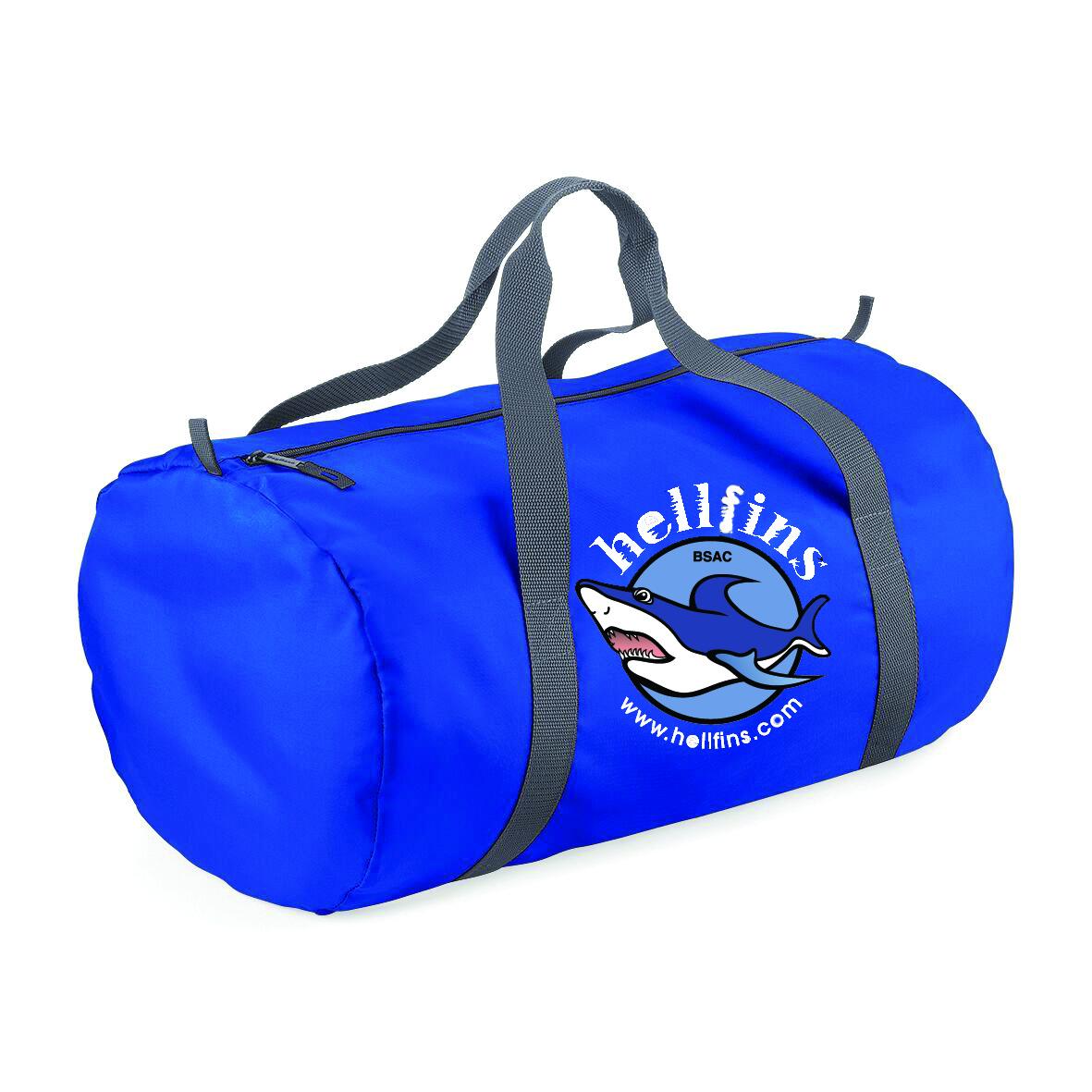 Hellfins Tube Bag