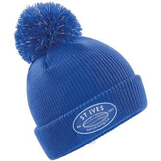 St Ives SLSC Reflective Beanie Youth
