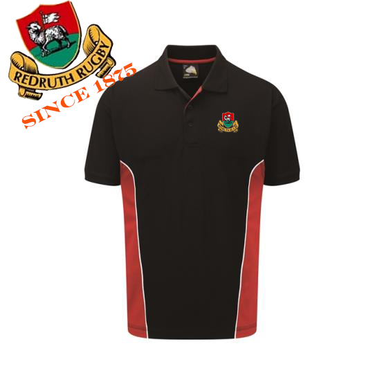 Redruth Supporters Polo 100% Cotton