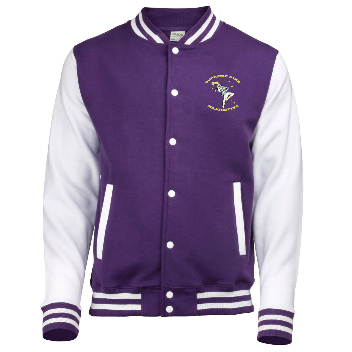 Team Supreme Baseball Jacket