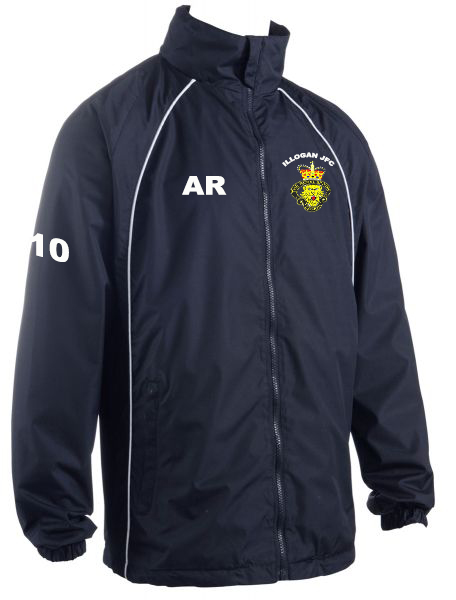 Illogan JFC Elite Rain Jacket...new 2018
