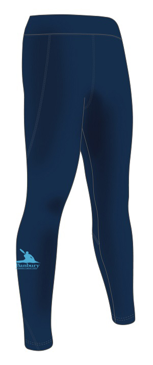 B&D Ladies Baselayer Leggings