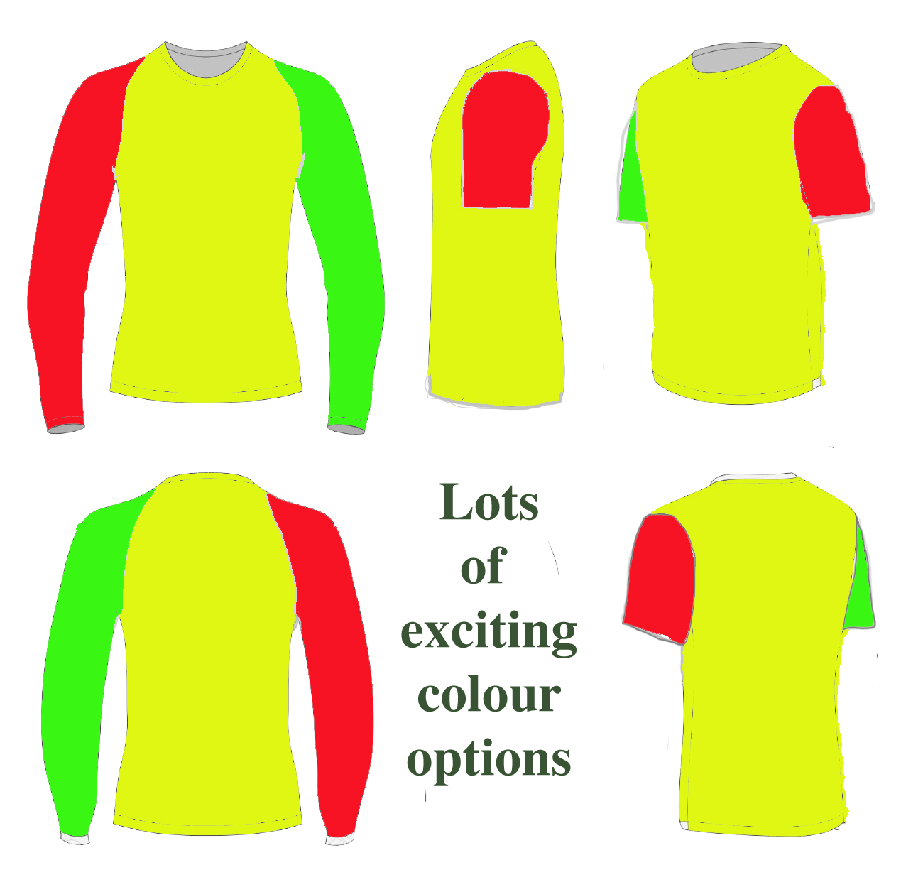 Custom Made Rash Vest