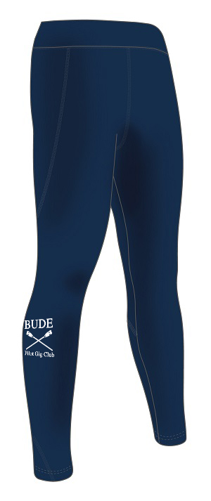 Bude Pilot Gig Club Base-layer Leggings