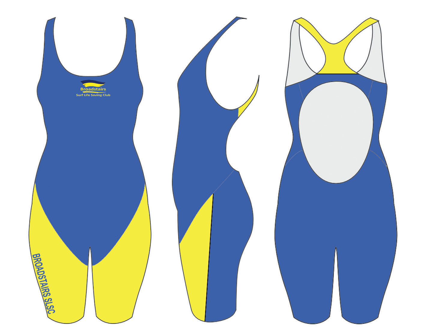 Broadstairs SLSC Legsuit