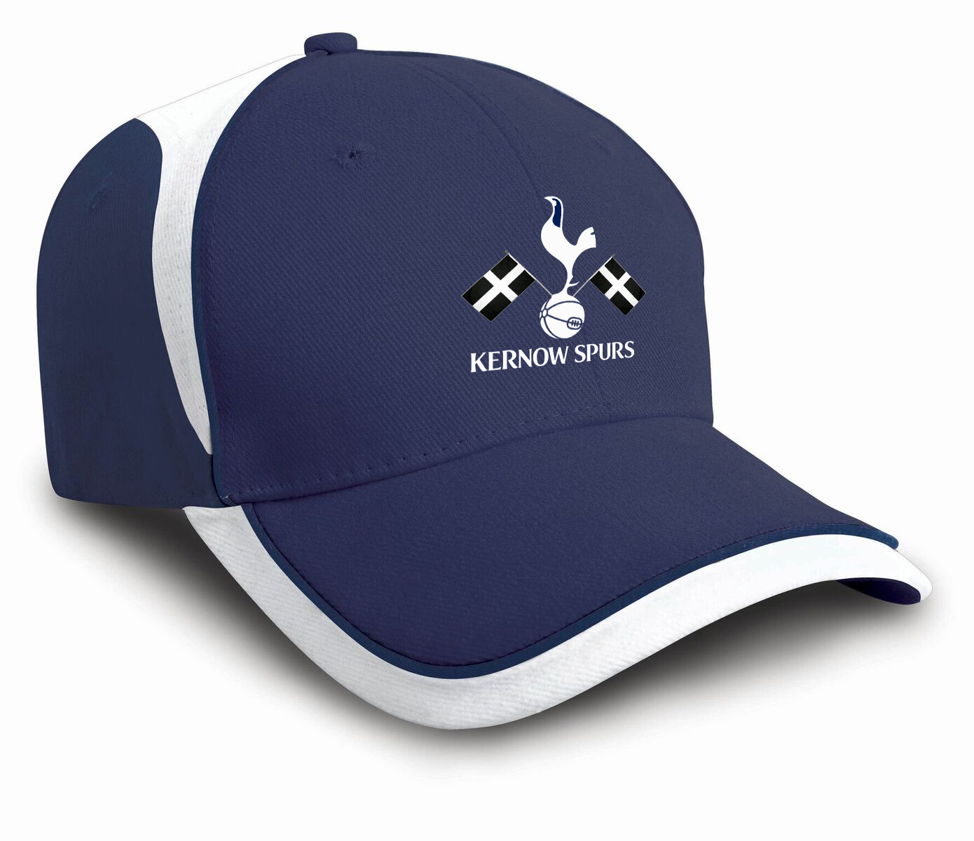 Kernow Spurs Cap