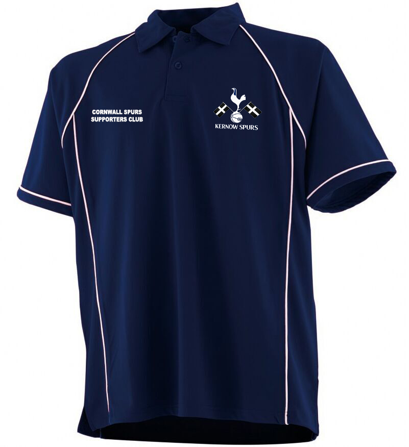 Kernow Spurs Polo Shirt