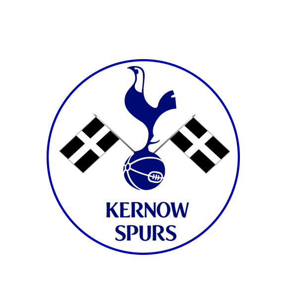 Kernow Spurs Car Stickers