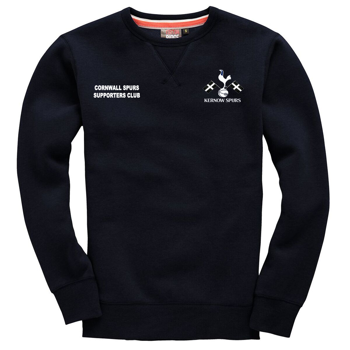 Kernow Spurs Sweatshirt