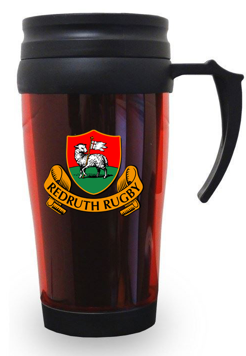 Redruth RFC Travel Mug