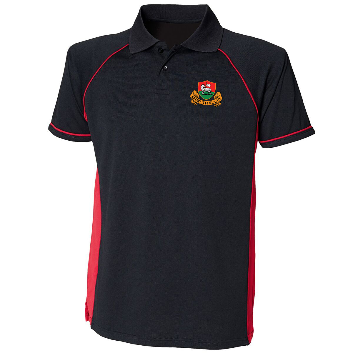 Redruth RFC 'Match Day' Polo