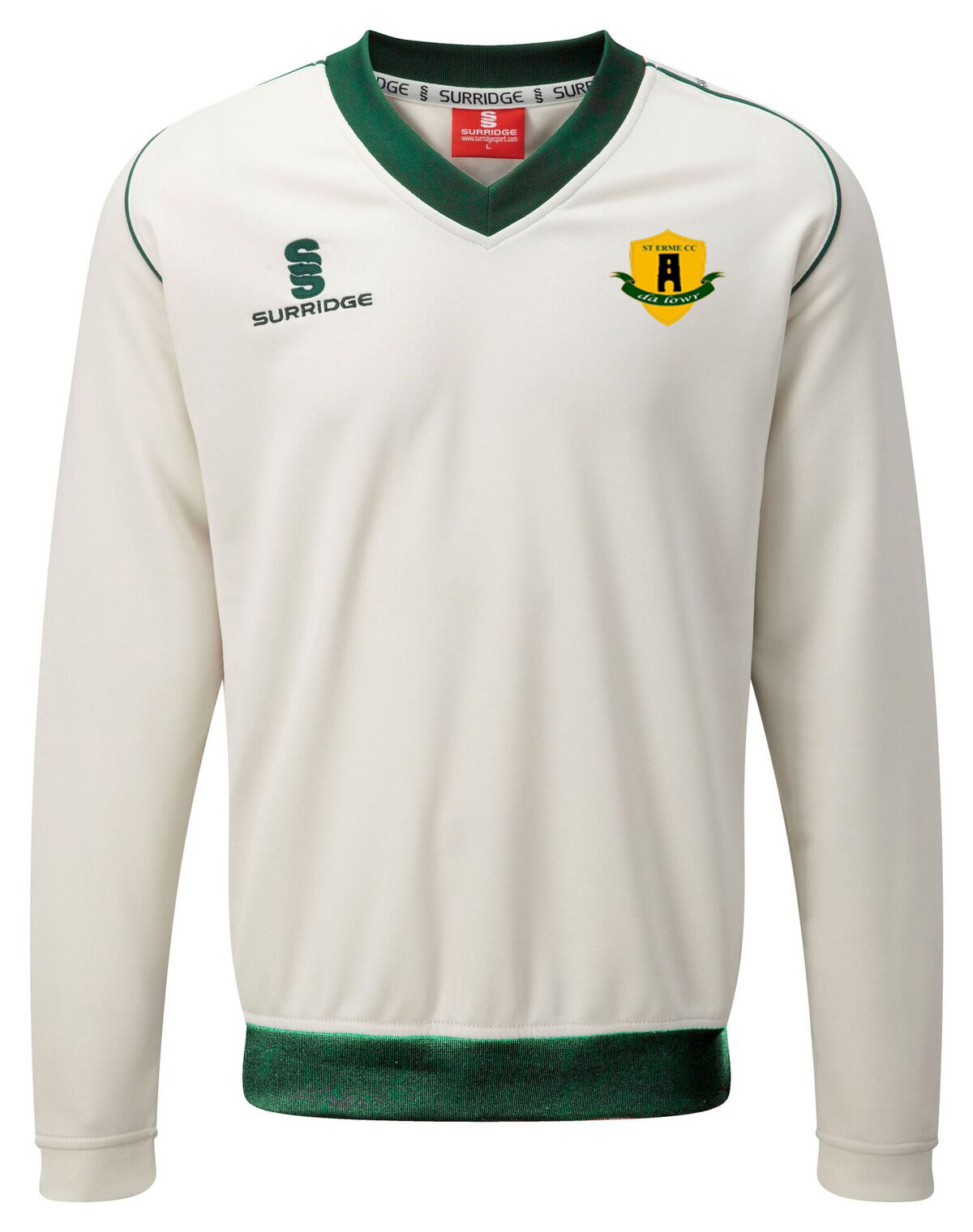 St Erme CC Long Sleeve Sweater