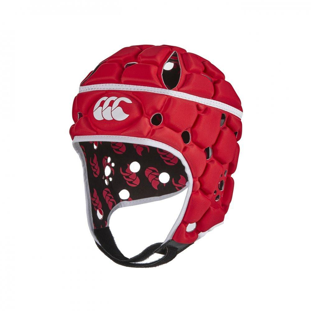 Canterbury True red Headguard
