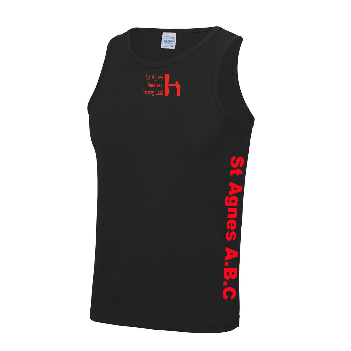 St Agnes ABC Training Vest