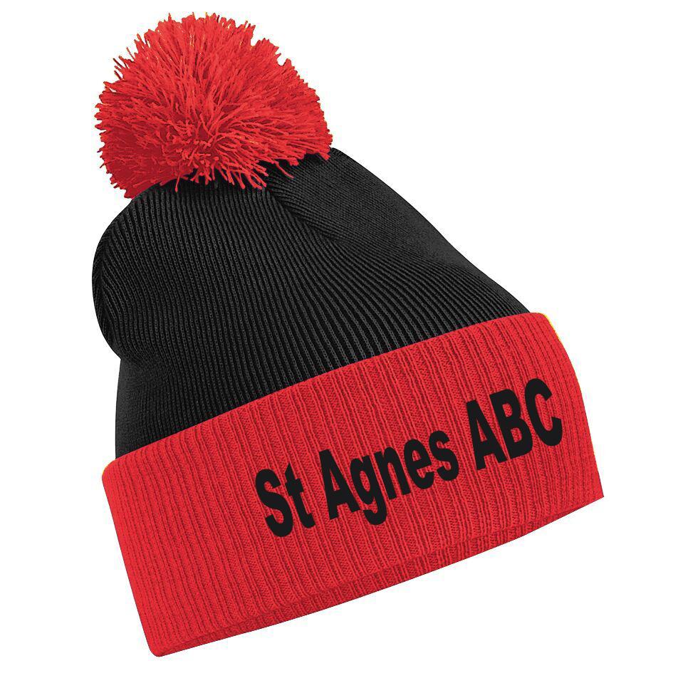 St Agnes ABC Beanie