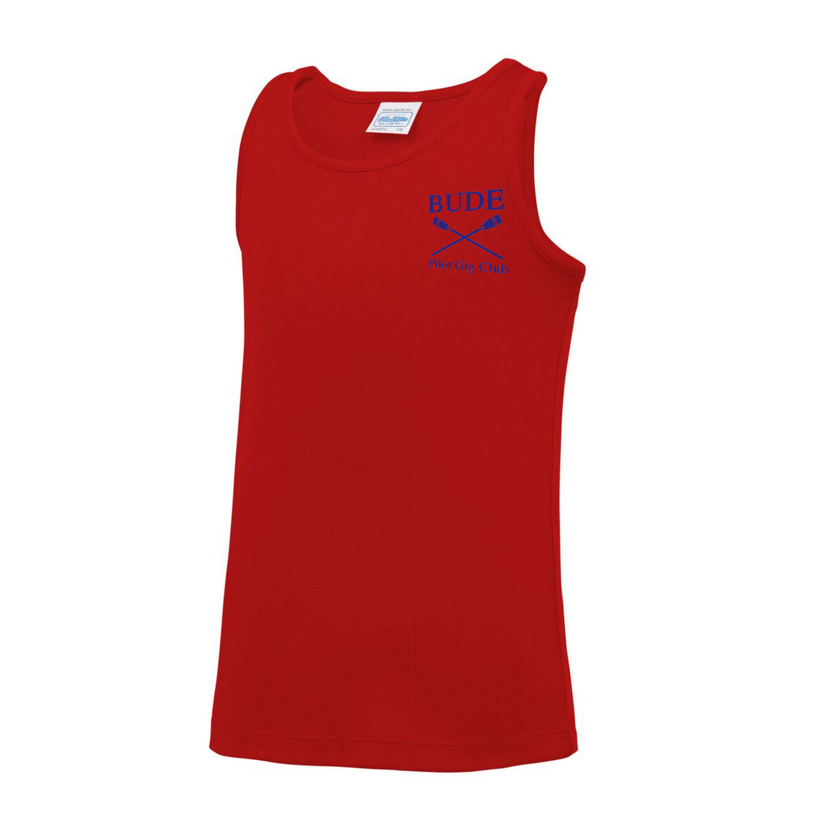 Bude Gig Club Youth Vest
