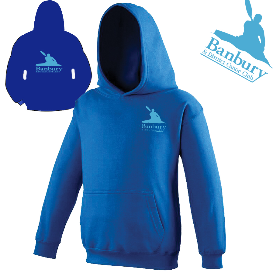 Banbury & District Canoe Club Youth Hoodie