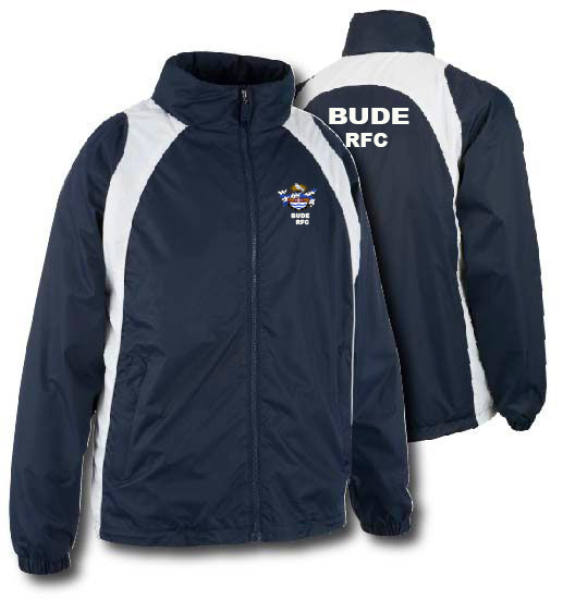BUDE RFC Elite Shower Jacket