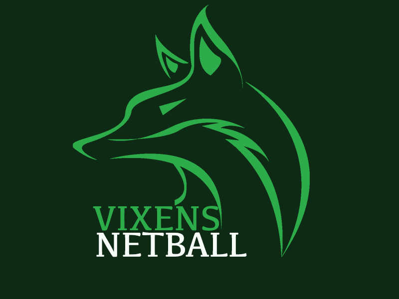 Vixens Netball Club Shop