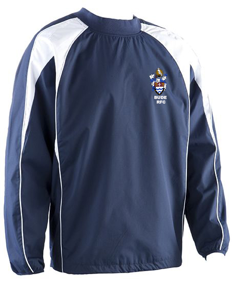Bude RFC Training Jacket