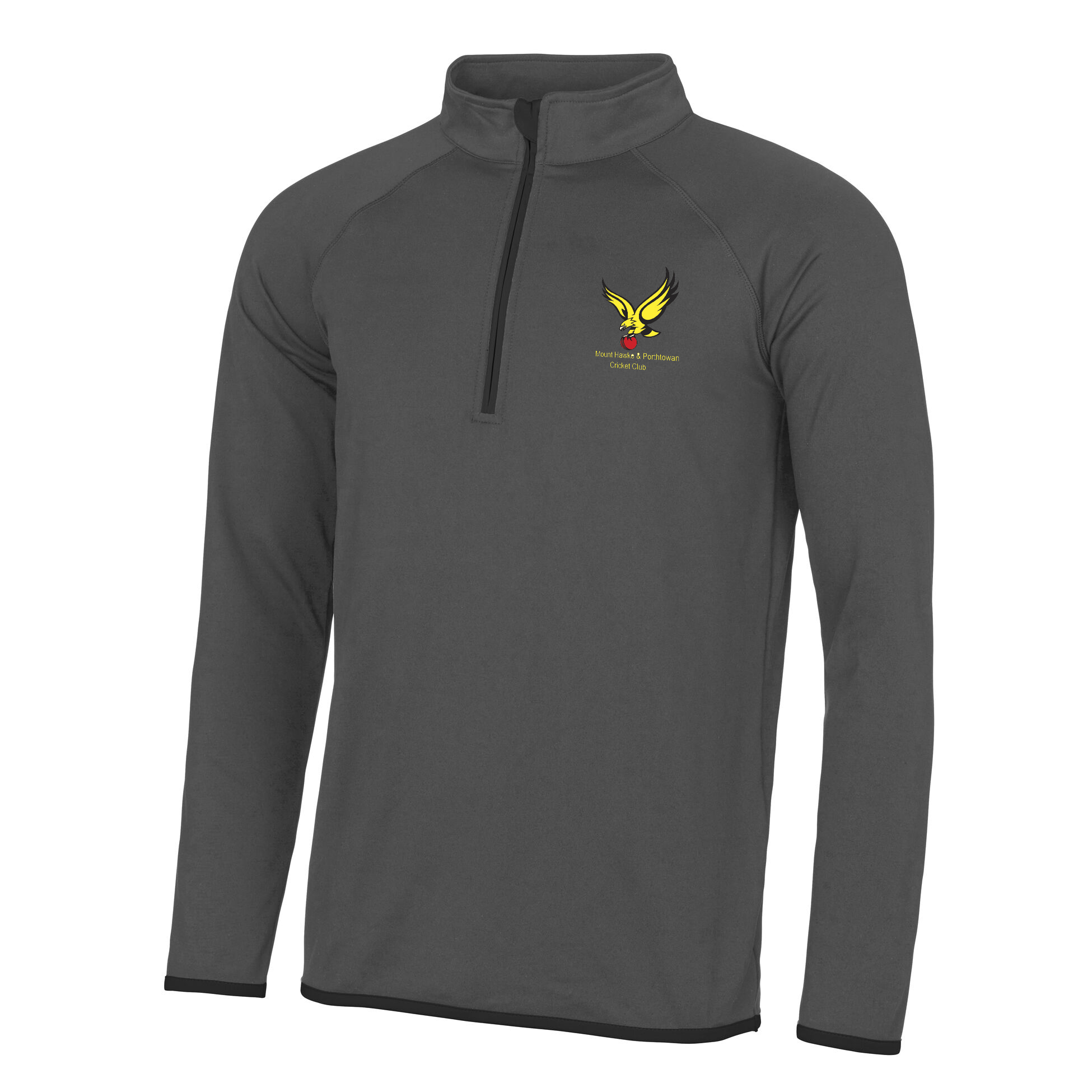 Porthtowan Match Day 1/4 Zip