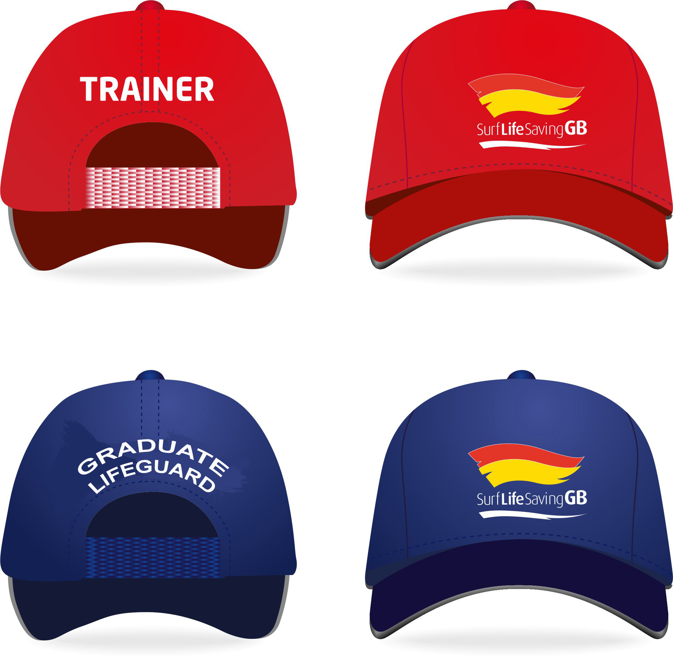 SLSGB Graduate Lifeguard Programme Cap