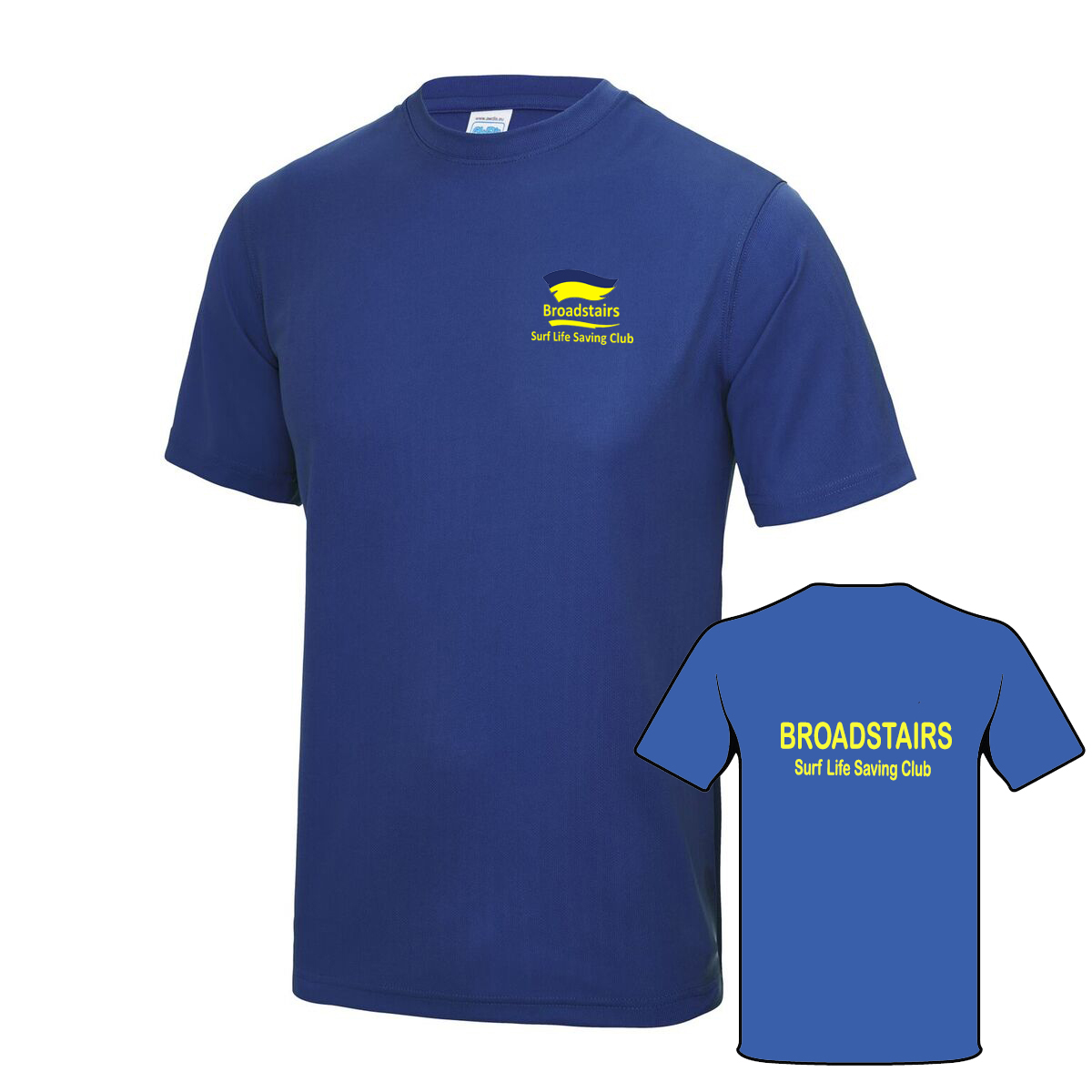 Broadstairs SLSC Club Tee