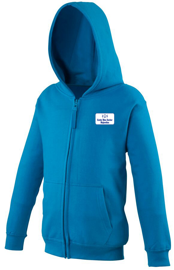 Exeter Blue Anchor Hoodie