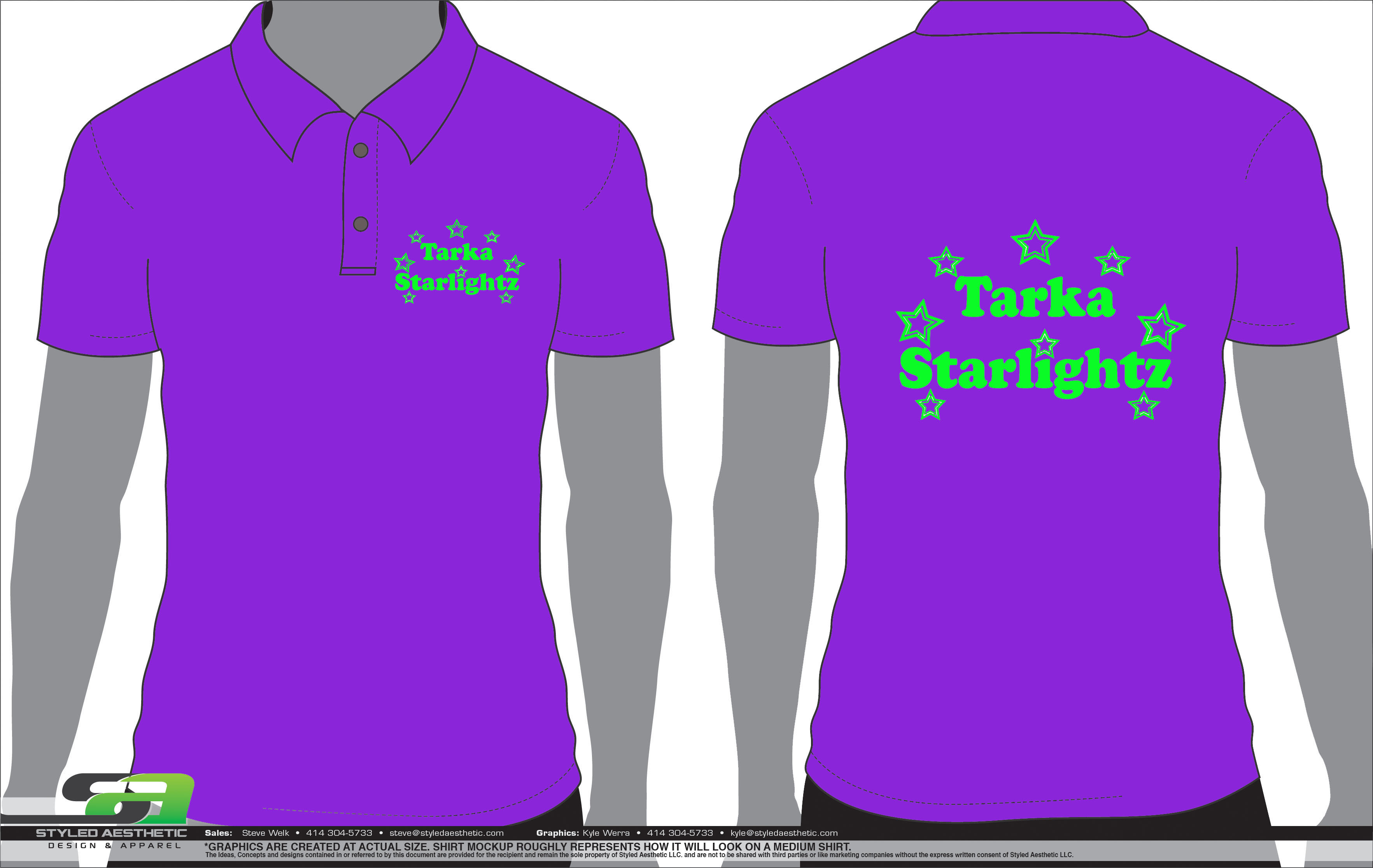 Tarka Starlightz Team Polo