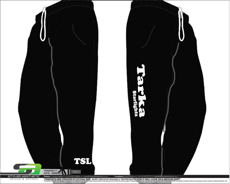Tarka Club Jog Pants