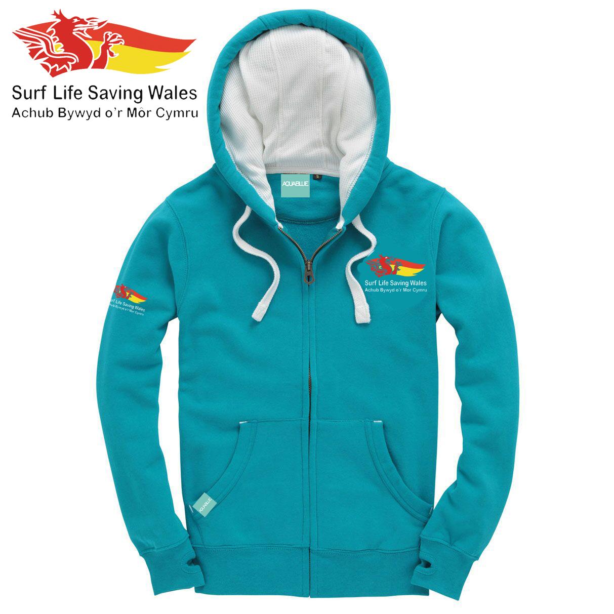 SLS Wales Ultra Premier Zipped Hoodie