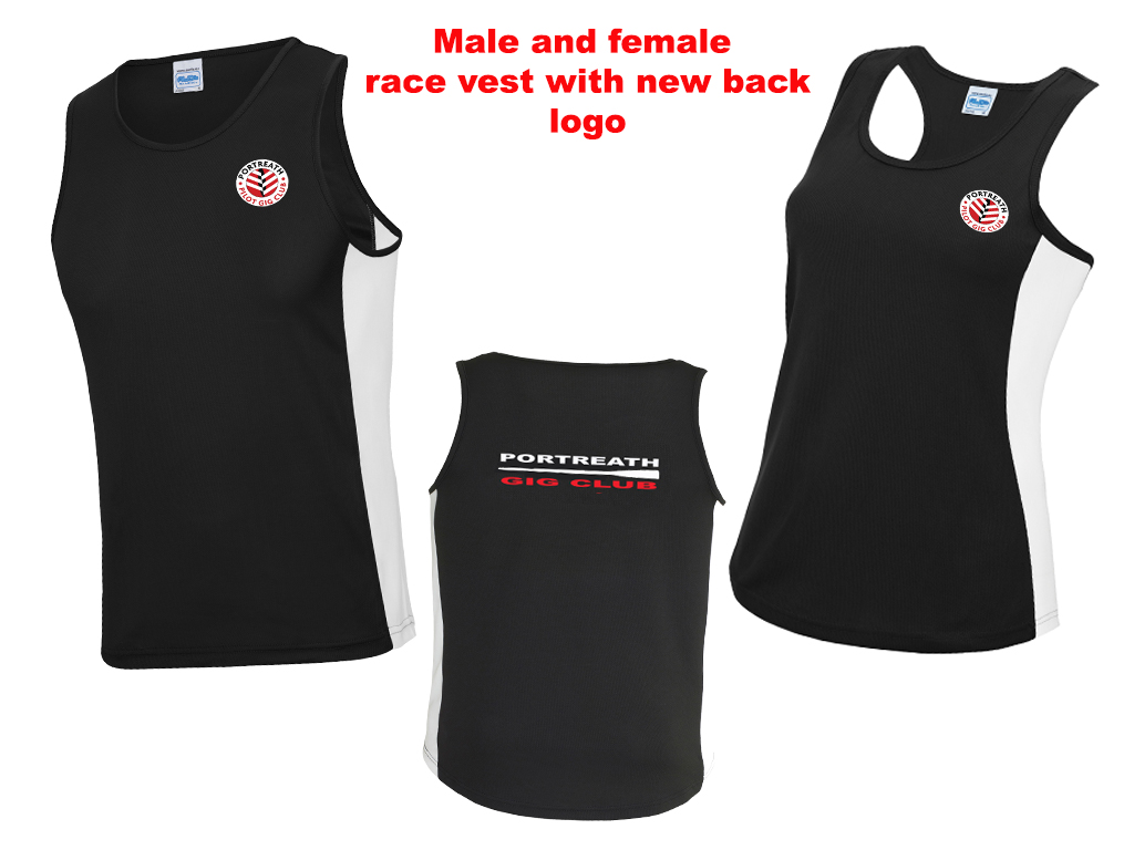 Portreath Gig Club Race Vest