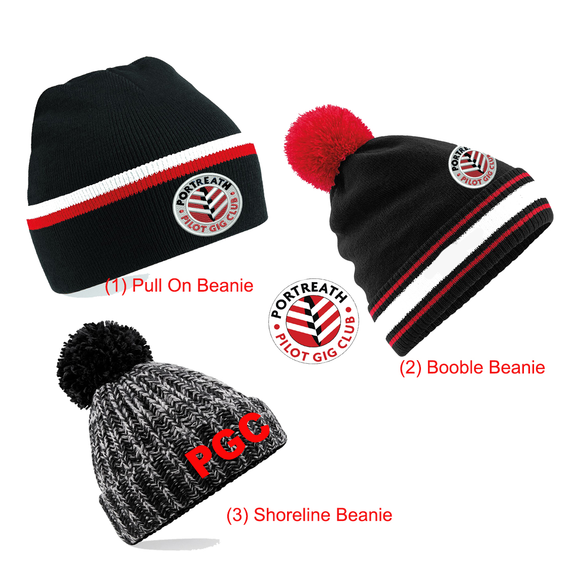 PGC Beanie Collection