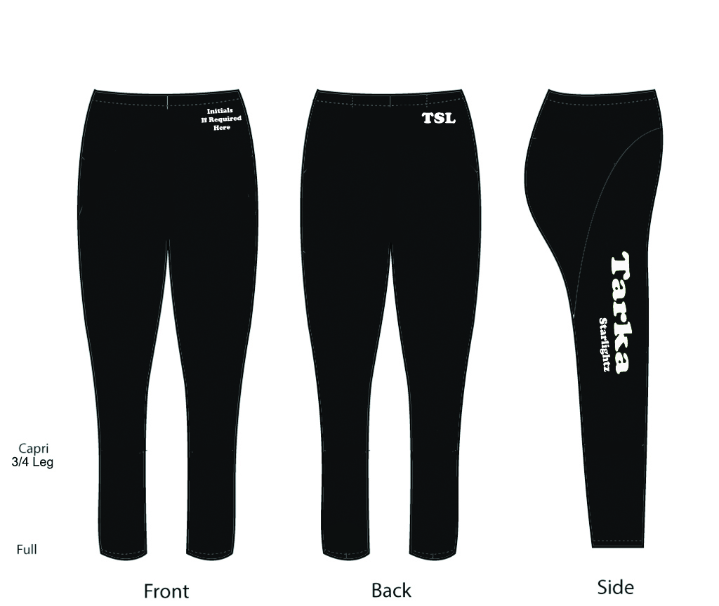 Tarka Full Leggings