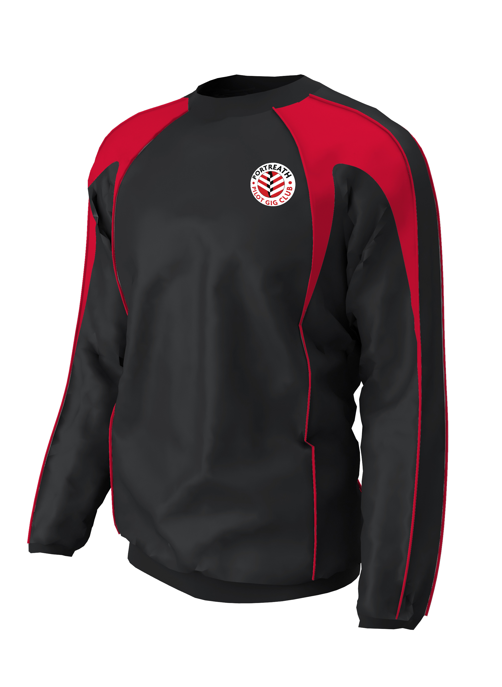 Portreath Gig Club Training Jacket