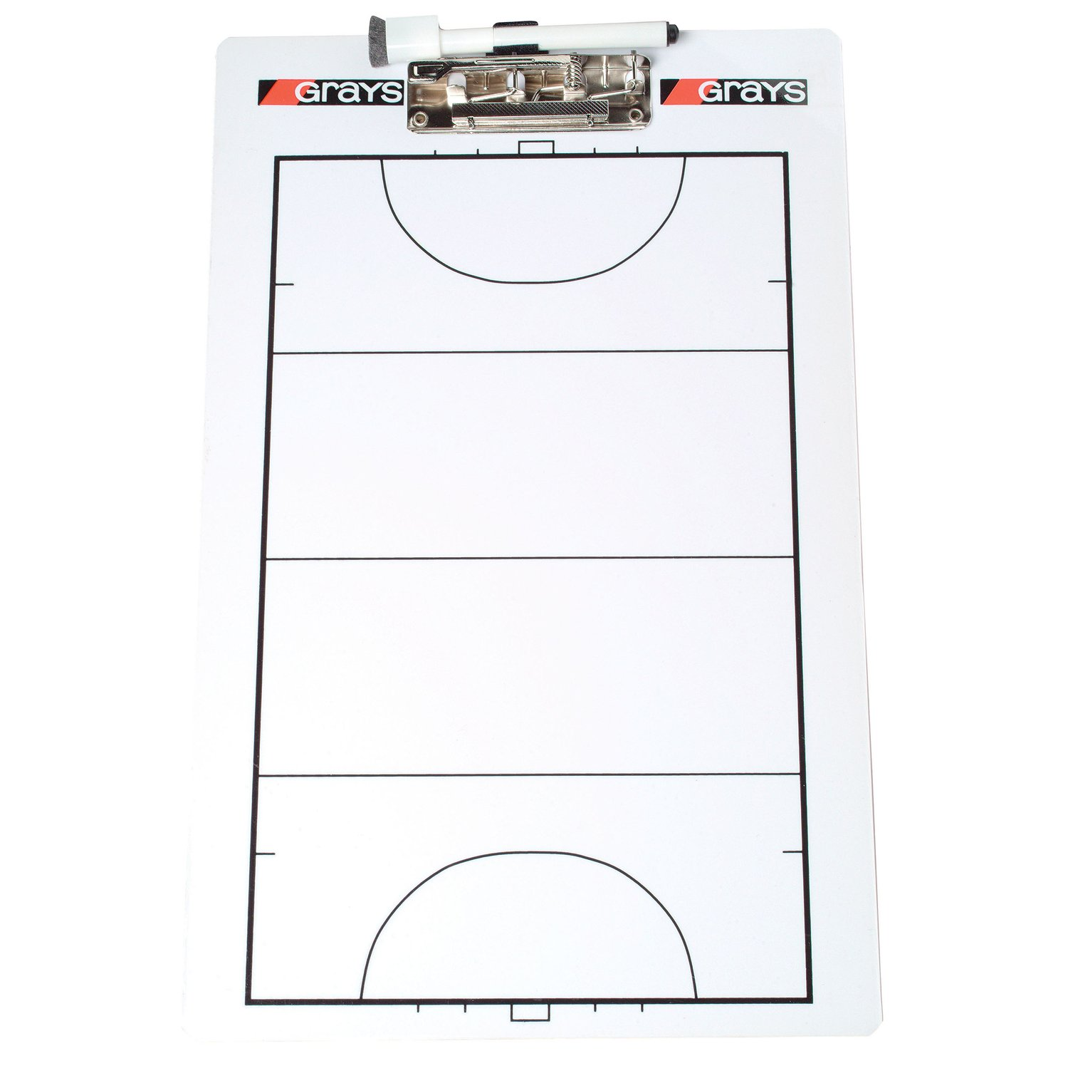 Grays Coaches Clipboard.