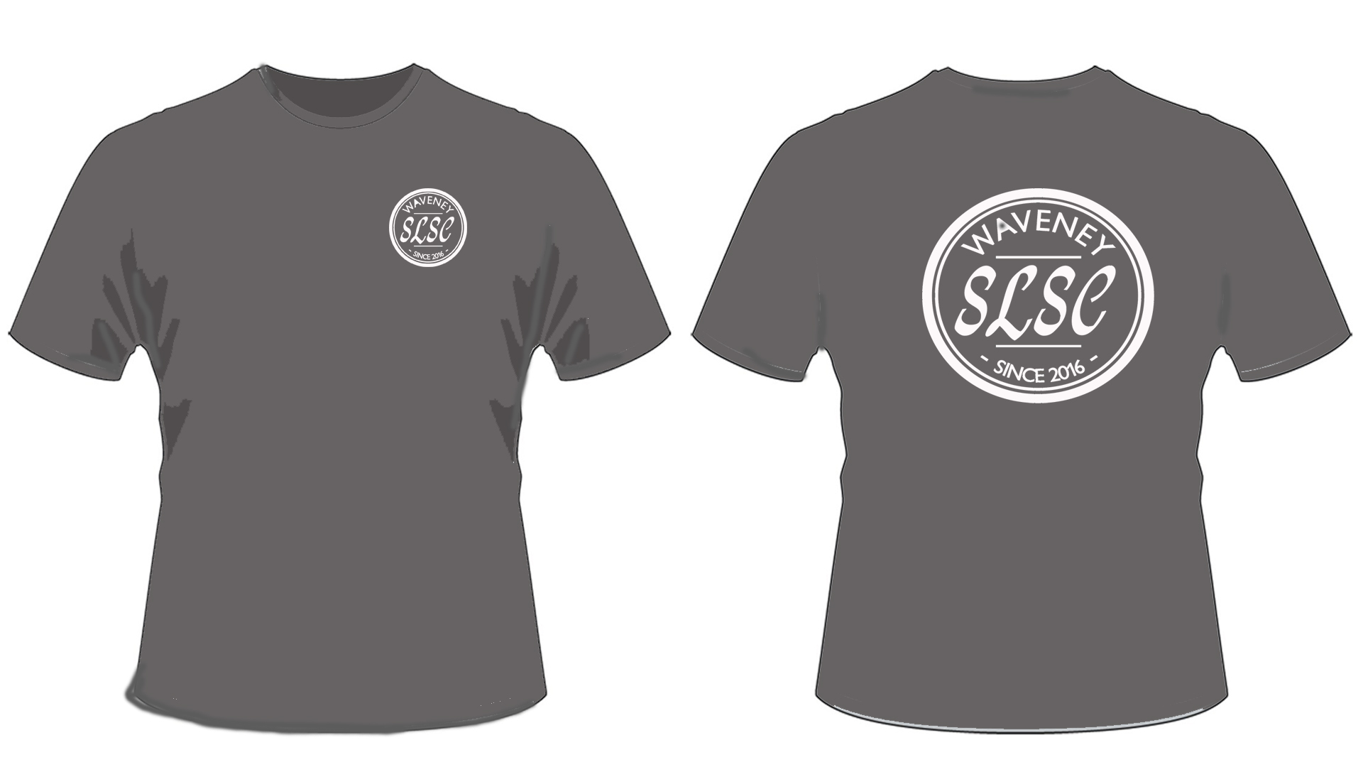 Waveney SLSC Club Tee