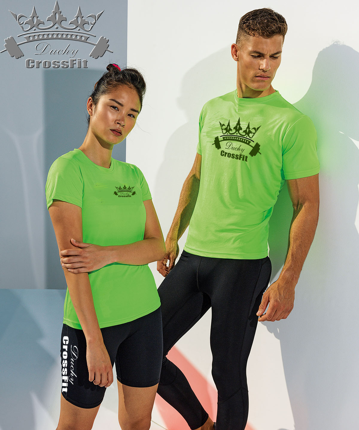 Duchy Crossfit Workout Tee