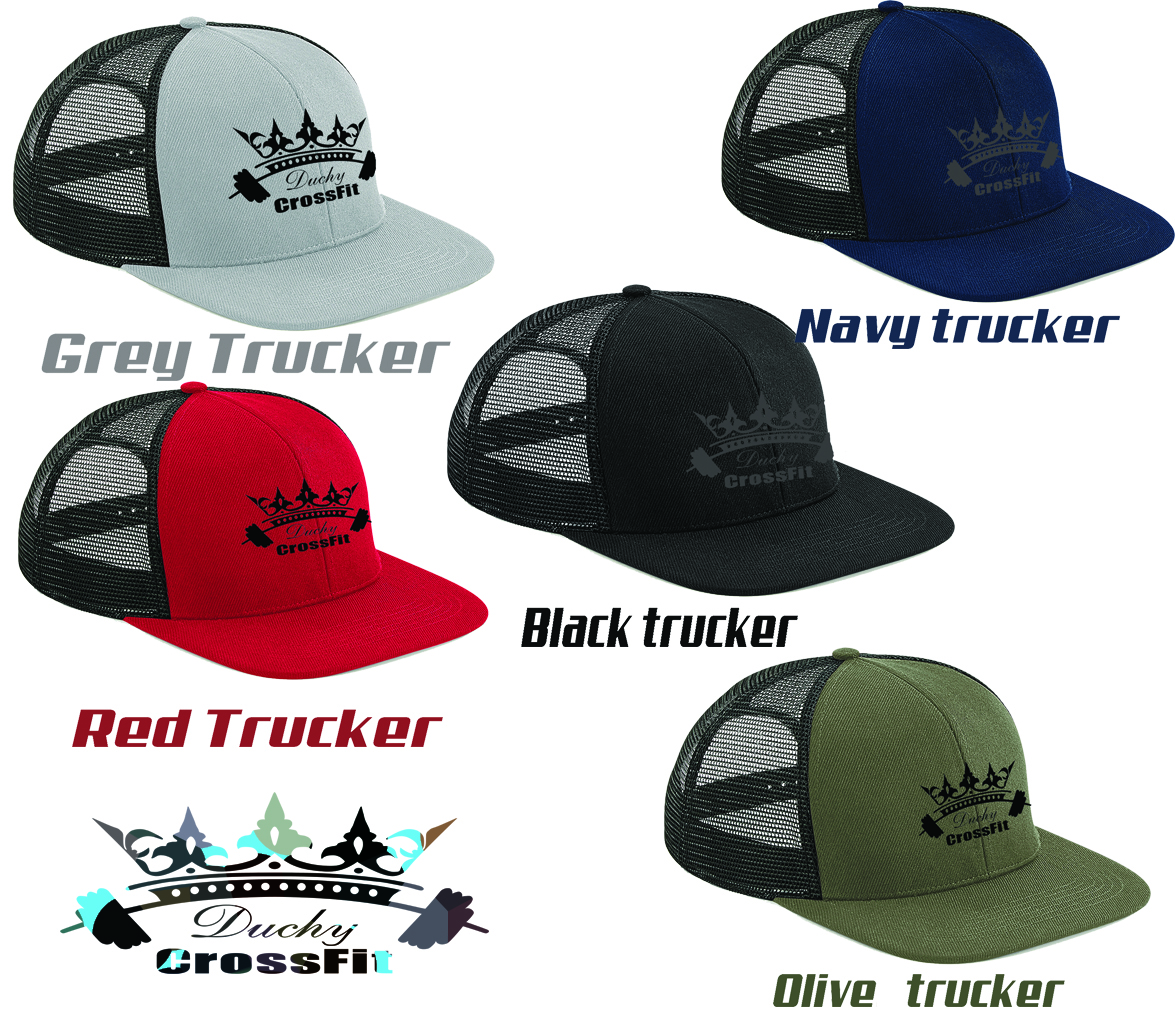 Trucker Cap Collection