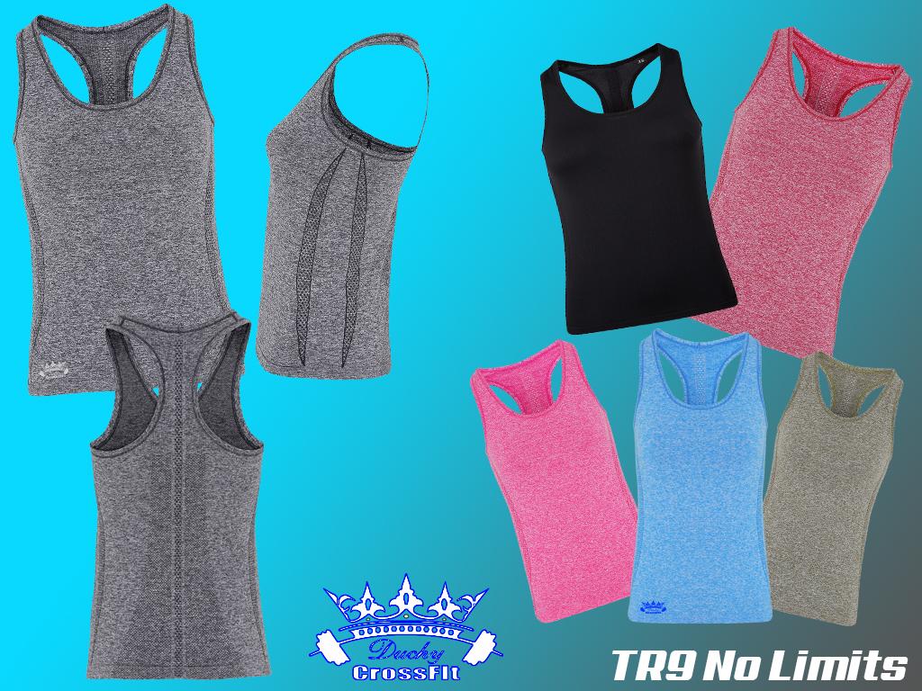 TriDri Ladies Seamless Range TR9 Seamless vest