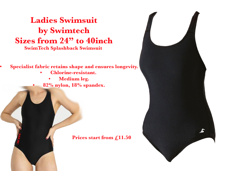 Ladies Swim Suit