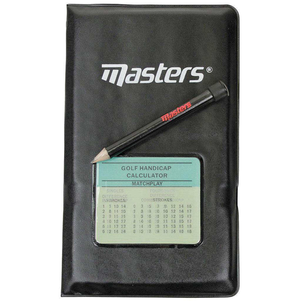 Masters Score Card Holder