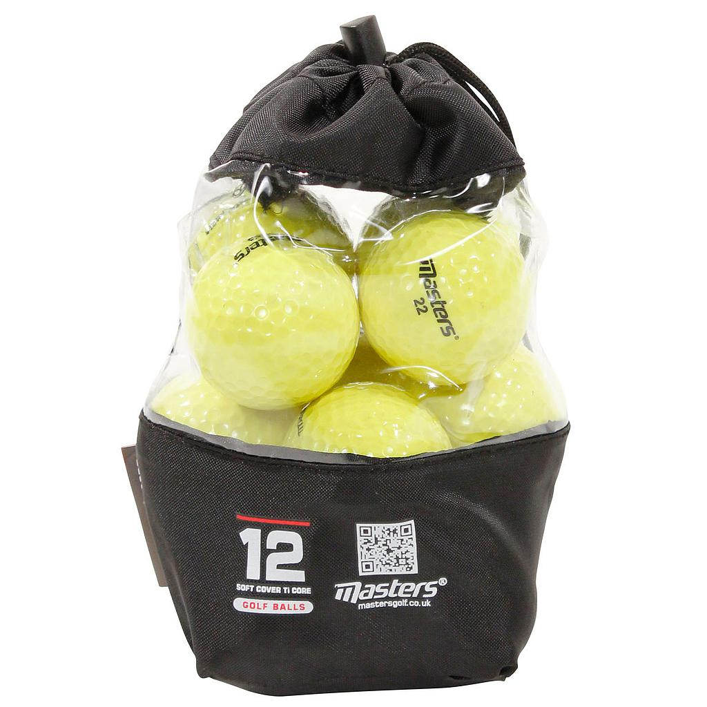 Masters Titanium Golf Balls