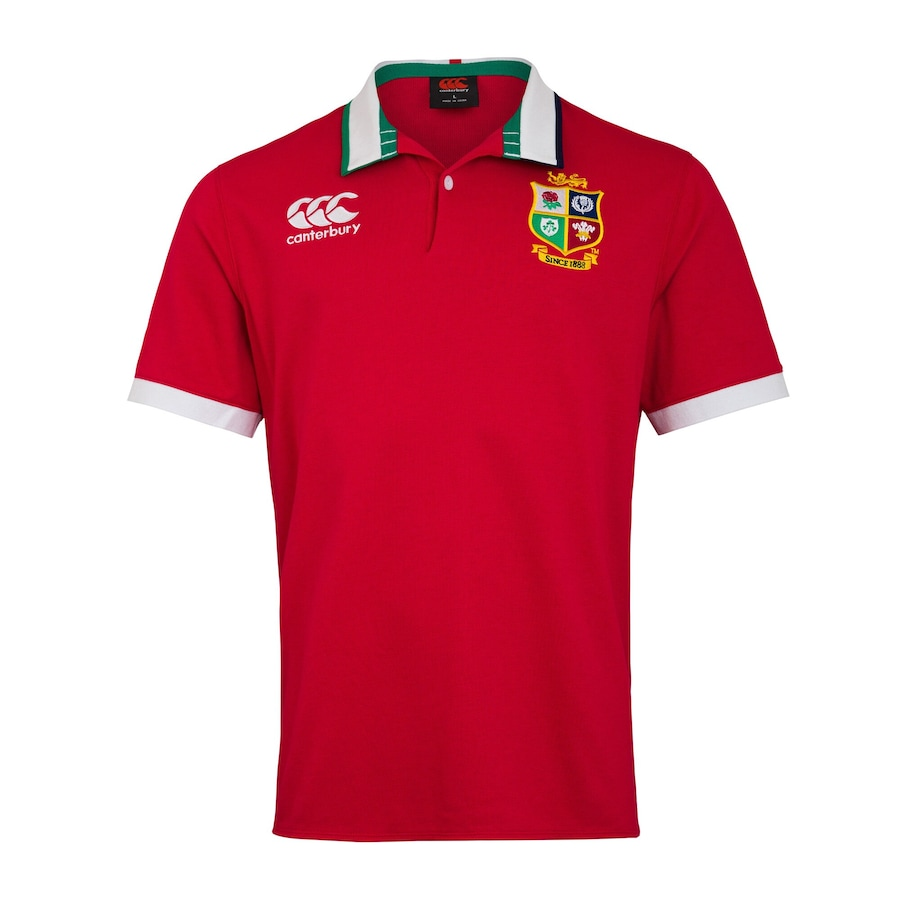Lions Classic Rugby Jersey