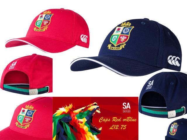 Lions Caps