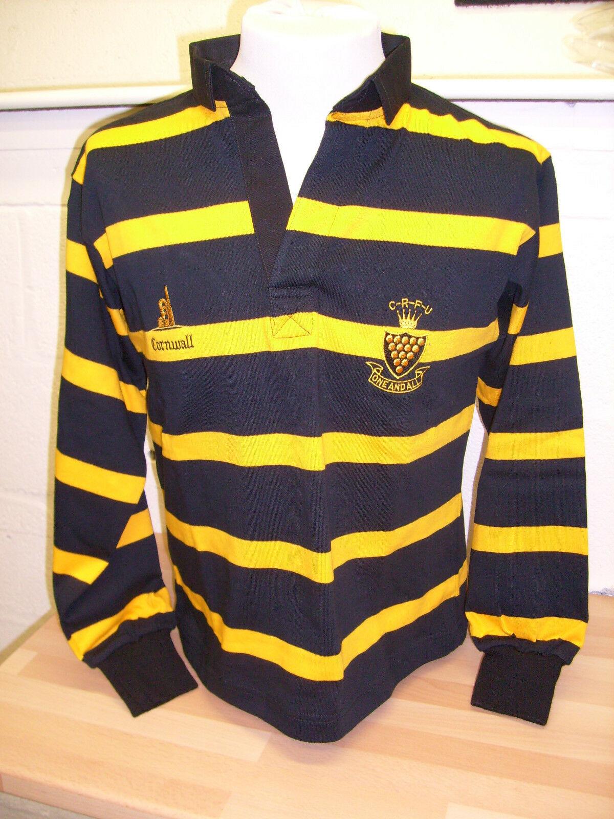 Cornwall Retro Ruby Shirt