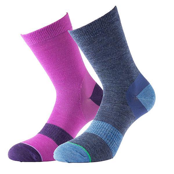1000 Mile Approach Ladies Walking Socks